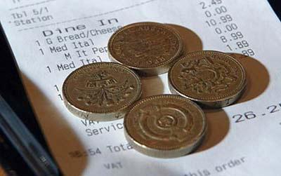 tip-service-charge ค่าทิป