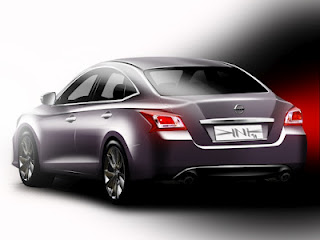New Nissan Teana 2013